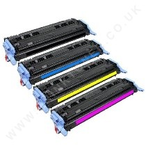 HP 124A (Q6000A / Q6001A / Q6002A / Q6003A)