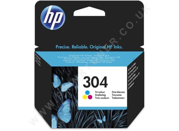 HP 304 Tri-Colour