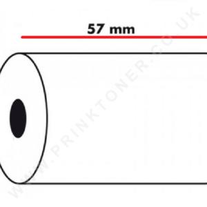 Aures Posligne ODP-0 80 x 80mm Thermal Paper Till Receipt Rolls