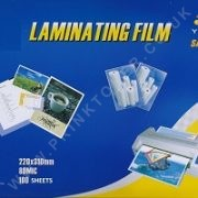 Laminating Pouches A4