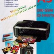 A3 Gloss Photo Paper 200gsm