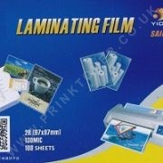 Badge Card Laminating Pouches