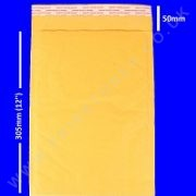 "Bubble Padded Envelopes 229 x 305mm (9"" x 12"")"