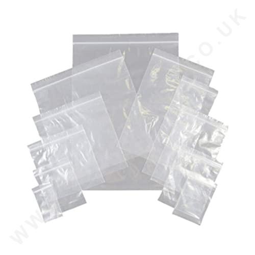Grip Seal Bags 175 x 250mm