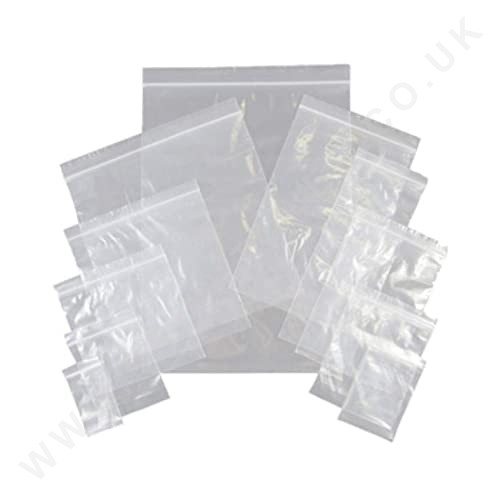 Grip Seal Bags 250 x 450mm