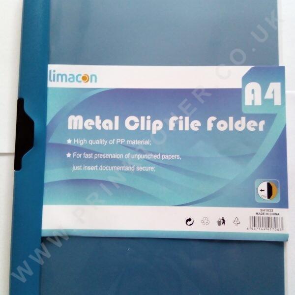 Metal Clip File